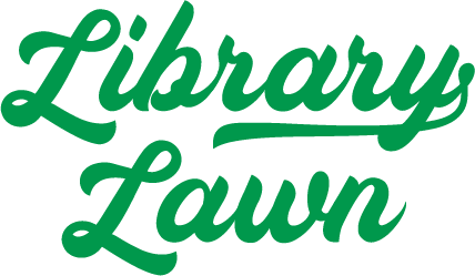 Here Librarylawnwordmark